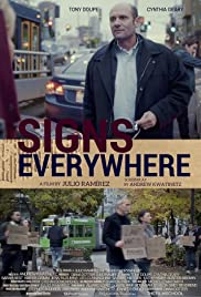 Signs Everywhere Poster