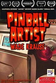 Wade Krause: Pinball Artist Poster
