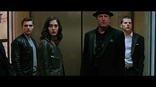 The Four Horsemen resurface and are forcibly recruited by a tech genius to pull off their most impossible heist yet.