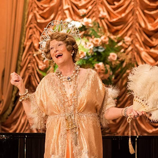 Meryl Streep in Florence Foster Jenkins (2016)