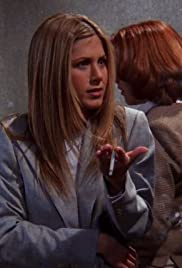 The One Where Rachel Smokes Poster