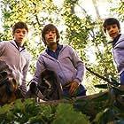 Jimmy Bennett, Uriah Shelton, and Gabriel Basso in Alabama Moon (2009)