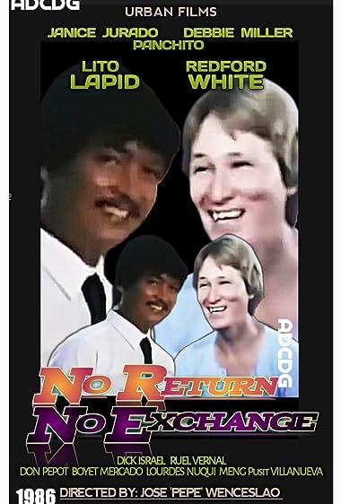 Watch No Return No Exchange (1986)