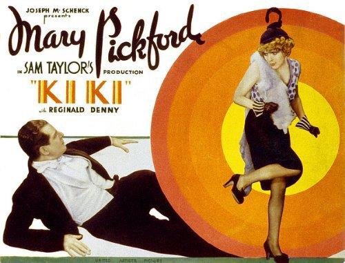 Reginald Denny and Mary Pickford in Kiki (1931)