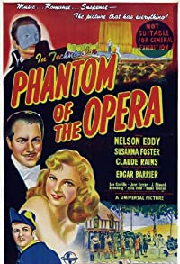 Primary photo for Phantom of the Opera