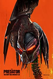 The Predator (2018) Poster - Movie Forum, Cast, Reviews