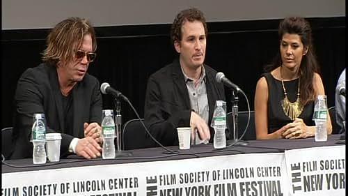 Trailer: The Wrestler: New York Film Festival Webspot Clip #2 -- Inspiration