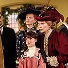Mia Farrow, Rebecca Mader, and AnnaSophia Robb in Samantha: An American Girl Holiday (2004)