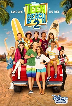 Where to stream Teen Beach 2