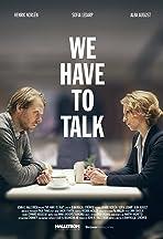 Vi måste prata