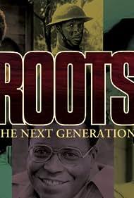 Dorian Harewood and Debbi Morgan in Roots: The Next Generations (1979)