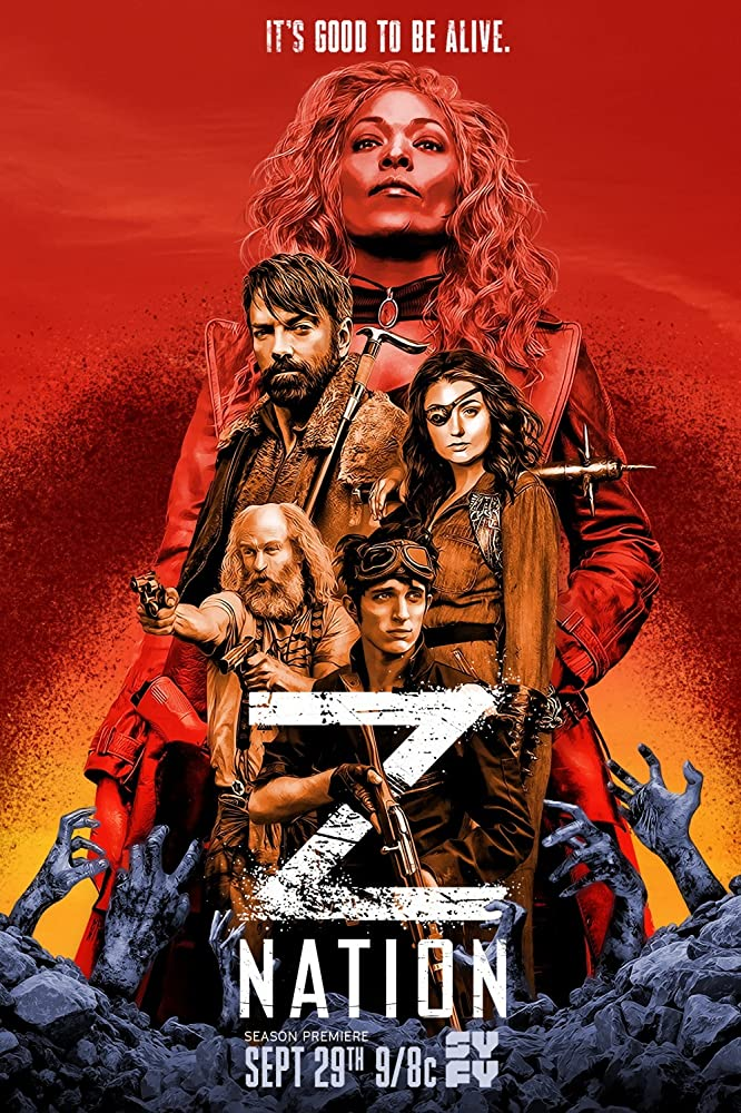 Z Nation S1 (2014) Subtitle Indonesia