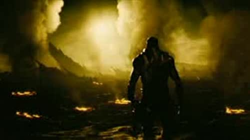 During the reign of the Vikings, Kainan (Caviezel), a man from a far-off world, crash lands on Earth, bringing with him an alien predator known as the Moorwen.