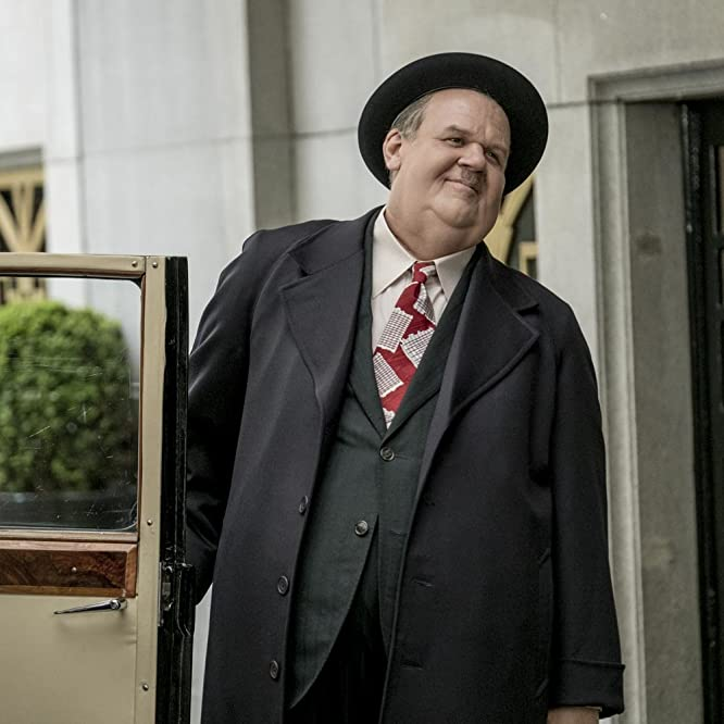 John C. Reilly in Stan & Ollie (2018)
