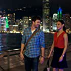 """Bryan Greenberg and Jamie Chung in a still from """"It's Already Tomorrow in Hong Kong"""""""