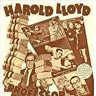 Harold Lloyd and Phyllis Welch in Professor Beware (1938)