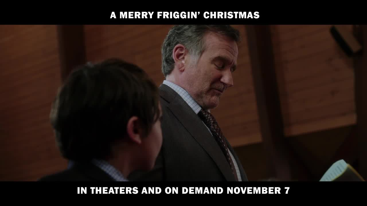 A Merry Friggin Christmas Trailer.Stop And Pray