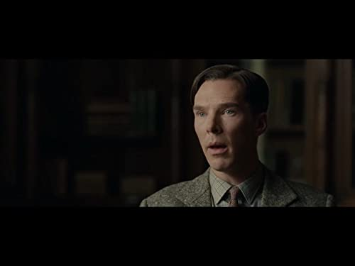 """""""Alan Turing Interview at Bletchley Park"""""""