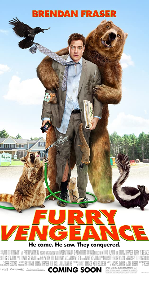 Furry Vengeance (2010) - IMDb
