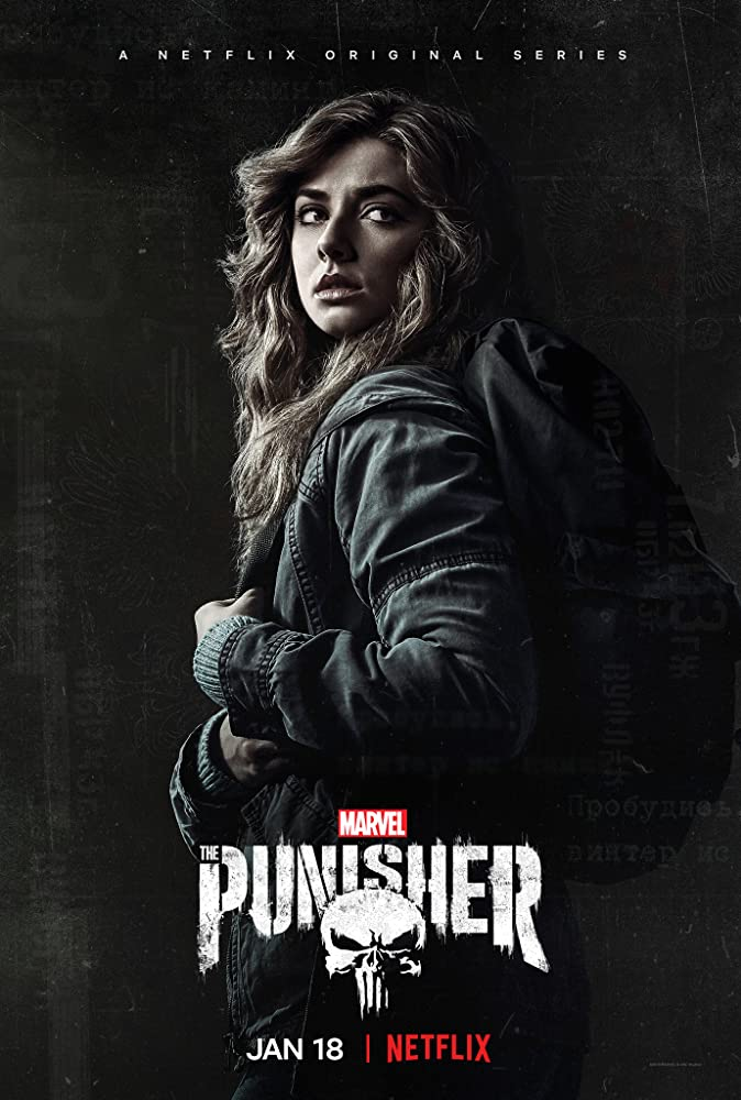 Giorgia Whigham in The Punisher (2017)