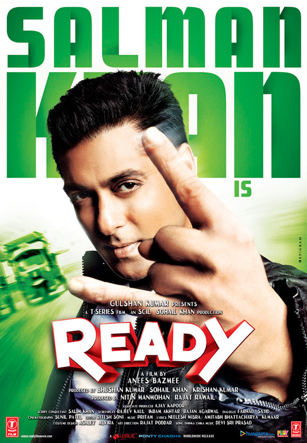 ready movie hd song