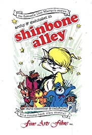 Shinbone Alley Poster