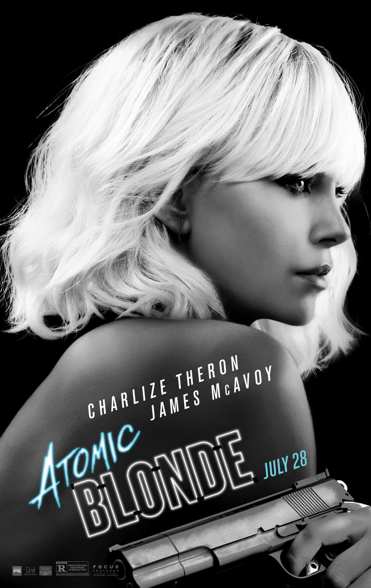 Atomic Blonde (2017) BluRay 480p, 720p & 1080p