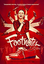 Footnotes (2016) Poster - Movie Forum, Cast, Reviews