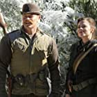 Neal McDonough and Hayley Atwell in Agent Carter (2015)