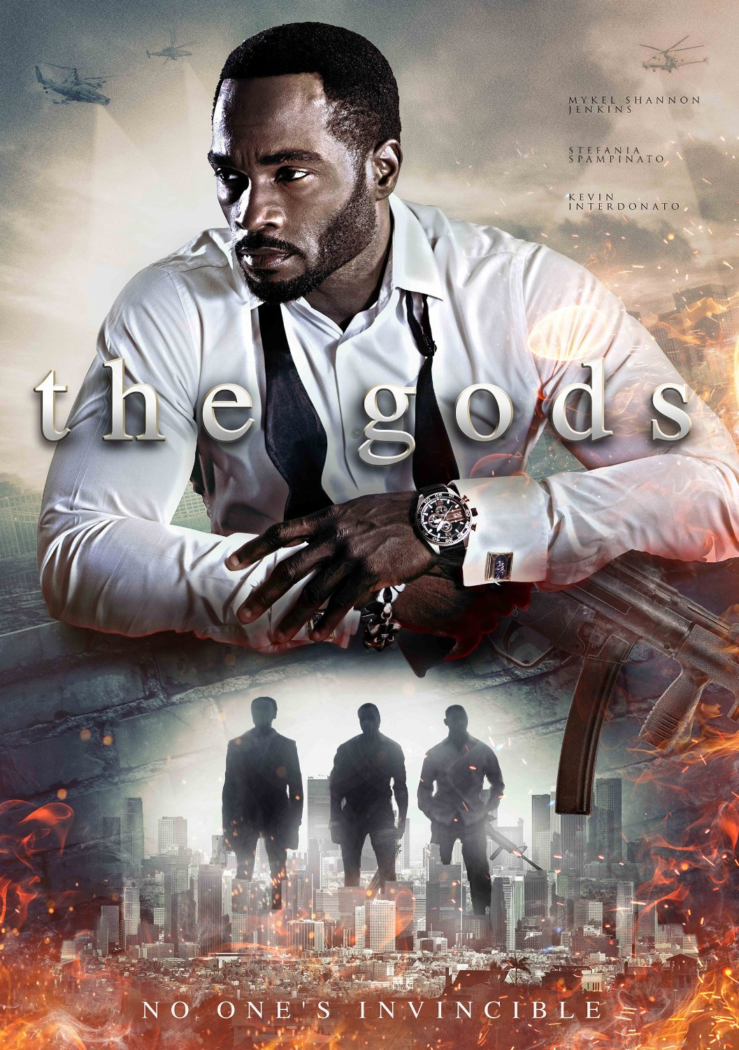 The Gods on FREECABLE TV