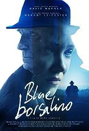Blue Borsalino Poster