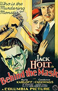 Website download dvd movies Behind the Mask by Roy William Neill [avi]