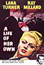 A Life of Her Own (1950) Poster