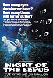 Night of the Lepus (1972) Poster - Movie Forum, Cast, Reviews