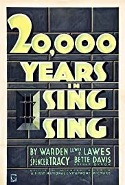 20,000 Years in Sing Sing (1932) Poster - Movie Forum, Cast, Reviews