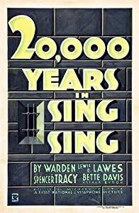 Watch funny movies list 20,000 Years in Sing Sing (1932)  [640x360] [2048x2048] [DVDRip] by Michael Curtiz