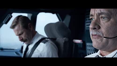 Clint Eastwood and Captain Chesley 'Sully' Sullenberger introduce the IMAX trailer for 'Sully.'