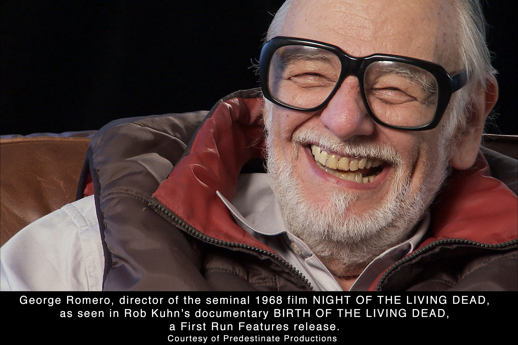 George A. Romero in Year of the Living Dead (2013)