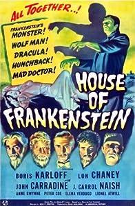 Watch tv series movies House of Frankenstein USA [DVDRip]