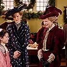 Mia Farrow, Jordan Bridges, Rebecca Mader, and AnnaSophia Robb in Samantha: An American Girl Holiday (2004)