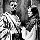 Laurence Olivier and Maggie Smith in Othello (1965)