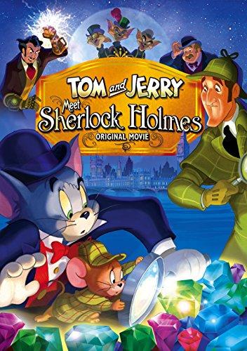 TOMAS IR DŽERIS SUTINKA ŠERLOKĄ HOLMSĄ (2010) / TOM AND JERRY MEET SHERLOCK HOLMES