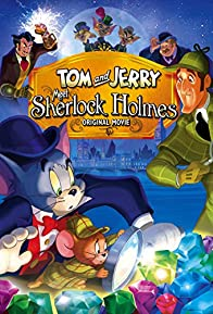 Primary photo for Tom and Jerry Meet Sherlock Holmes