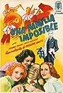 Una famiglia impossibile (1940) Poster