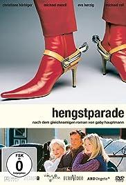 Hengstparade Poster