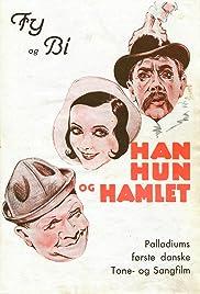 Han, hun og Hamlet Poster