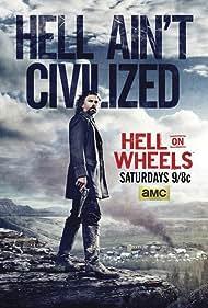 Anson Mount in Hell on Wheels (2011)