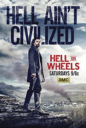 View Hell on Wheels - Season 5 (2011–2016) TV Series poster on Fmovies