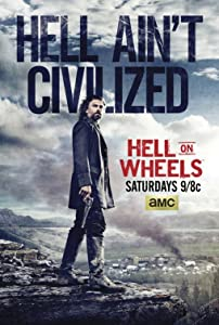 Watch online comedy movie Hell on Wheels Canada [640x640]