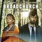 David Tennant and Olivia Colman in Broadchurch (2013)